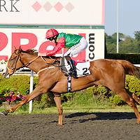 Billesdon Brook and Ryan Moore winning The British Stallions EBF Fillies Novice Stakes.<br /> Kempton 05.07.17<br /> Pic Focusonracing-John Hoy