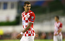 12.06.2015, Stadion Poljud, Split, CRO, UEFA Euro 2016 Qualifikation, Kroatien vs Italien, Gruppe H, im Bild Mario Mandzukic // during the UEFA EURO 2016 qualifier group H match between Croatia and and Italy at the Stadion Poljud in Split, Croatia on 2015/06/12. EXPA Pictures © 2015, PhotoCredit: EXPA/ Pixsell/ Slavko MidzorPIXSELL<br /> <br /> *****ATTENTION - for AUT, SLO, SUI, SWE, ITA, FRA only*****