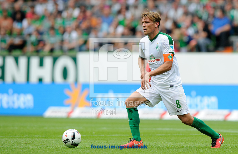 Clemens Fritz of SV Werder Bremen during the pre season friendly match at Weserstadion, Bremen, Germany.<br /> Picture by EXPA Pictures/Focus Images Ltd 07814482222<br /> 07/08/2016<br /> *** UK &amp; IRELAND ONLY ***<br /> EXPA-EIB-160807-0282.jpg