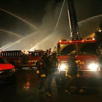 Roxbury 9 Alarm Fire, 8/2010