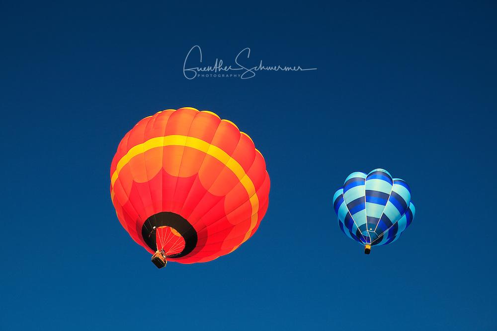 Ballooning Festival,<br /> Saint-Jean-sur-Richelieu,<br /> Quebec,Canada
