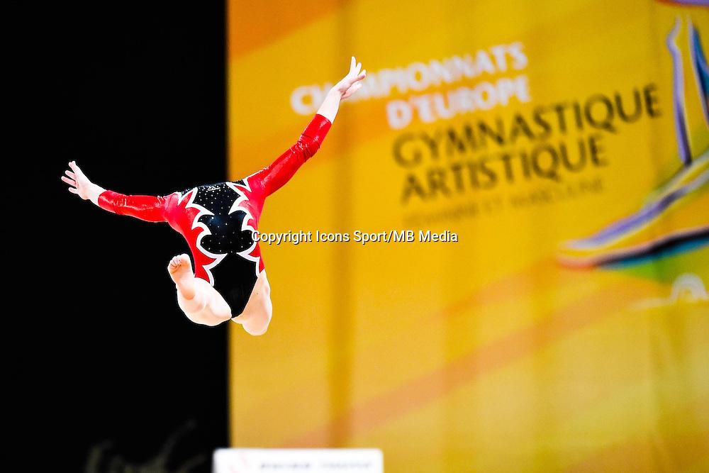 Illustration - 15.04.2015 - Qualifications - Championnats d'Europe Gymnastique artistique - Montpellier<br />Photo : Dimou / Icon Sport *** Local Caption ***