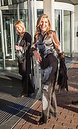 Amsterdam, 02-12-2016 <br /> <br /> <br /> Queen Maxima arrives at The Music Building aan t IJ to attend the Prince Bernhard Culture Prize ceremony.<br /> <br /> <br /> <br /> COPYRIGHT ROYALPORTRAITS EUROPE/ BERNARD RUEBSAMEN