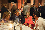 RACHEL FEINSTEIN;;  JOHN CURRIN; YVONNE LE FORCE; LEO VILLAREAL, The Bronx Museum of the Arts, Tanya Bonakdar Gallery and the Victoria Miro Gallery host a reception and dinner in honor of Sarah Sze: Triple Point. Representing the United States of America at the 55th Biennale di Venezia with the Co  Commissioners of the  U. S. Pavilion Holly Block, Executive Director of the Bronx Museum of the arts  and Carey Lovelace. <br /> <br /> Rialto Fish market. Venice. . 29 May 2013