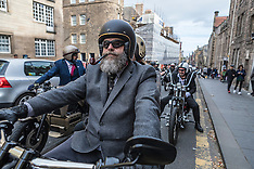 Distinguished Gentlemens Ride | Edinburgh | 25 September 2016