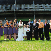 TOPSHAM, Maine -- 5/30/15 -- Wedding of Angela and Will.  Photo ©Roger S. Duncan 2015. Permission granted to Angela and Will Lallier to print and publish for personal use as needed. Resale or publication in third party publication not permitted without express written consent.
