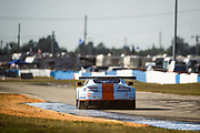 March 16, 2013: 61st Mobil 1 12 Hours of Sebring. 007 Pedro Lamy, Paul Dalla Lana, Billy Johnson, Aston Martin Vantage V8, Aston Martin Racing