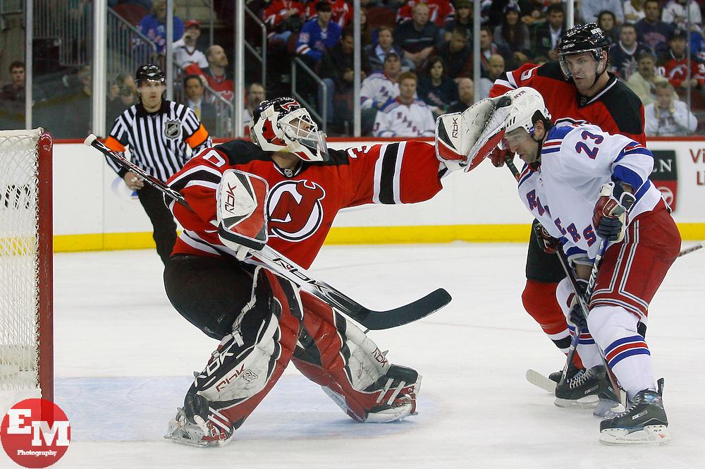 NHL: New York Rangers at New Jersey Devils   Ed Mulholland