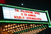 11th annual Polyphonic Spree Xmas Extravaganza at Lakewood Theater