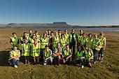 Abbott Clean up Streedagh Beach