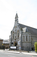 Dundrum Church in Dundrum Village  in Dublin Ireland