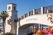 Huntington Beach Pedestrian Bridge Connects Hyatt Resort Visitors to Beach