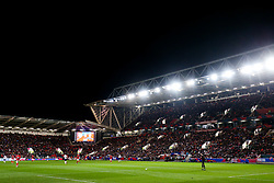 General View of a 25000 crowd in Ashton Gate - Rogan/JMP - 21/03/2019 - Ashton Gate Stadium - Bristol, England - England U21 v Poland U21 - U21 International Friendly.