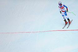 19.01.2013, Lauberhornabfahrt, Wengen, SUI, FIS Weltcup Ski Alpin, Abfahrt, Herren, im Bild Carlo Janka (SUI) nach seinem Ausfall im Ziel // in action during mens downhillrace of FIS Ski Alpine World Cup at the Lauberhorn downhill course, Wengen, Switzerland on 2013/01/19. EXPA Pictures © 2013, PhotoCredit: EXPA/ Freshfocus/ Urs Lindt..***** ATTENTION - for AUT, SLO, CRO, SRB, BIH only *****