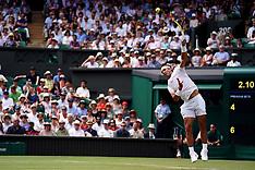Wimbledon 2018 - Day Four - 5 July 2018