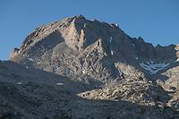 Fremont Peak seen from Indian Basin, Bridger Wilderness, Wind River Range Wyoming