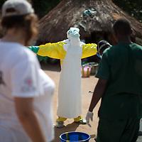 Guinea: Ebola vaccine trial