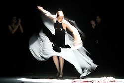 23.03.2010, Madrid, ESP, Spanish flamenco dancer, im Bild  Sara Baras during the presentation of her new show Esencia, EXPA Pictures © 2010, PhotoCredit: EXPA/ Alterphotos/ Acero / SPORTIDA PHOTO AGENCY