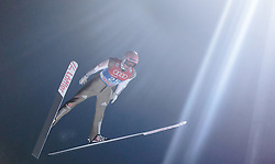 05.01.2016, Paul Ausserleitner Schanze, Bischofshofen, AUT, FIS Weltcup Ski Sprung, Vierschanzentournee, Qualifikation, im Bild Michael Neumayer (GER) // Michael Neumayer of Germany during his Qualification Jump for the Four Hills Tournament of FIS Ski Jumping World Cup at the Paul Ausserleitner Schanze, Bischofshofen, Austria on 2016/01/05. EXPA Pictures © 2016, PhotoCredit: EXPA/ JFK