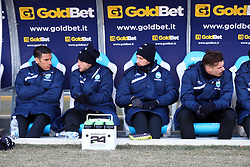 "Foto Filippo Rubin<br /> 21/01/2017 Ferrara (Italia)<br /> Sport Calcio<br /> Spal vs Benevento - Campionato di calcio Serie B ConTe.it 2016/2017 - Stadio ""Paolo Mazza""<br /> Nella foto: herbalife<br /> <br /> Photo Filippo Rubin<br /> January 21, 2017 Ferrara (Italy)<br /> Sport Soccer<br /> Spal vs Benevento - Italian Football Championship League B ConTe.it 2016/2017 - ""Paolo Mazza"" Stadium <br /> In the pic: herbalife"