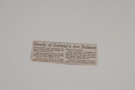 Joe Salmon