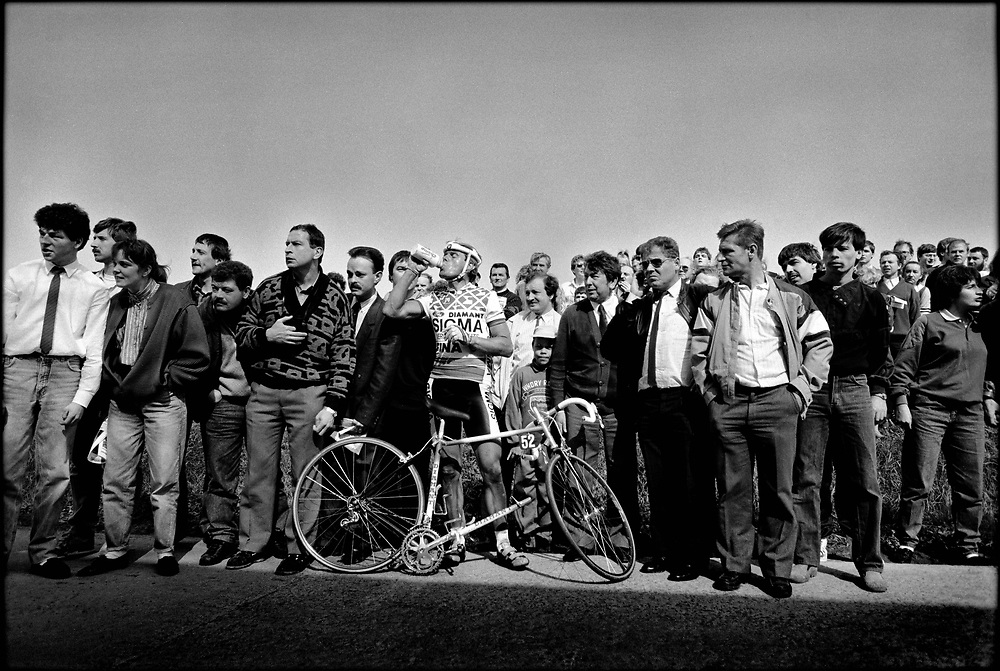 Belgium, Flandres, 03-04-1988.<br />