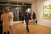 TYRONE WOOD, Pakpoom Silaphan 'Empire State' Opening Reception, Scream. Eastcastle St. London. 21 February 2013