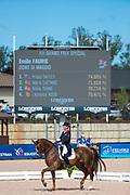 Emile Faurie - Dono di Maggio<br /> FEI World Equestrian Games Tryon 2018<br /> © DigiShots