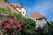 Altstadt, Meißen, Sachsen, Deutschland. . old town of Meissen, Saxony, Germany.