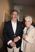 ROBIN MUIR; HARRIET WILSON, Preview of Terence Donovan: Speed of Light, Photographers Gallery, Ramillies Place, Thursday 14 July 2016,