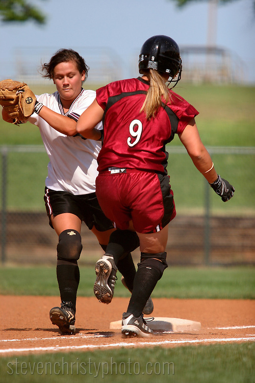 OC Softball vs SNU.May 2, 2006.2-1 loss