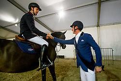 Deusser Daniel, GER, Killer Queen Vdm<br /> Jumping Mechelen 2019<br /> © Hippo Foto - Sharon Vandeput<br /> 30/12/19