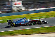 Sergio Perez during Formula One testing at Circuit de Catalunya, Barcelona<br /> Picture by EXPA Pictures/Focus Images Ltd 07814482222<br /> 02/03/2017<br /> *** UK &amp; IRELAND ONLY ***<br /> EXPA-EIB-170302-0487.jpg