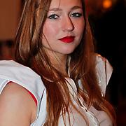 NLD/Den Haag/20110117 - Premiere film Sonny Boy, Caroline Spoor