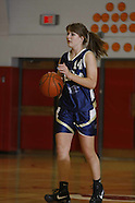 Basketball 2009 Girls Falconer Varsity