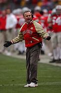 COPYRIGHT DAVID RICHARD.Purdue at OSU, Nov. 15, 2003.Jim Tressel