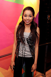 DIONNE BROMFIELD at a party to celebrate the Firetrap Watches and Kate Moross Collaboration Launch, held at Firetrap, 21 Earlham Street, London, UK on 13th October 2010.