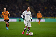 Pedro (11) of Chelsea FC during the The FA Cup match between Hull City and Chelsea at the KCOM Stadium, Kingston upon Hull, England on 25 January 2020.