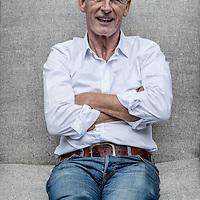 Nederland, Amsterdam, 19 september 2016.<br />Pianist, componist en orkestleider Cor Bakker.<br /><br /><br /><br />Foto: Jean-Pierre Jans