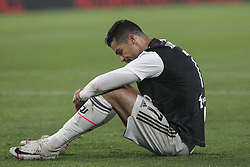 May 19, 2019 - Turin, Piedmont, Italy - Cristiano Ronaldo (Juventus FC) disappointed during the Serie A football match between Juventus FC and Atalanta BC at Allianz Stadium on May 19, 2019 in Turin, Italy. (Credit Image: © Massimiliano Ferraro/NurPhoto via ZUMA Press)