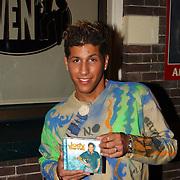 Gouden CD Jody Bernal,