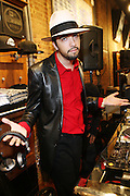 1 December 2010-New York, NY-DJ Cassidy at The New Era Launch of his Limited Edition 59Fitfty Cap and Launch of his Eye Can Foundation held at The New Era Flagship Store on December 1, 2010 in New York City. Photo Credit: Terrence Jennings