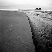 """Rockaway Beach, Rockaway Oregon Selections from the book project """"New Year's Day"""". Archival Pigment Prints at 15"""" x 15"""" on Hot Press Natural, signed, limited edition of 10 at this size."""