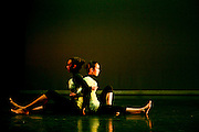 Dance Wisconsin dancers rehearse What Sound? at Madison College in Madison, Wisconsin on October 12, 2012.