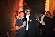 ANDREAS GURSKY; JAY JOPLING, Sarah Lucas- Scream Daddio party hosted by Sadie Coles HQ and Gladstone Gallery at Palazzo Zeno. Venice. 6 May 2015.