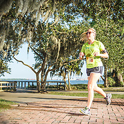 Images of runners from the 2014 Daniel Island Happy Hour 5k Series on Daniel Island near Charleston and Mt. Pleasant, South Carolina.