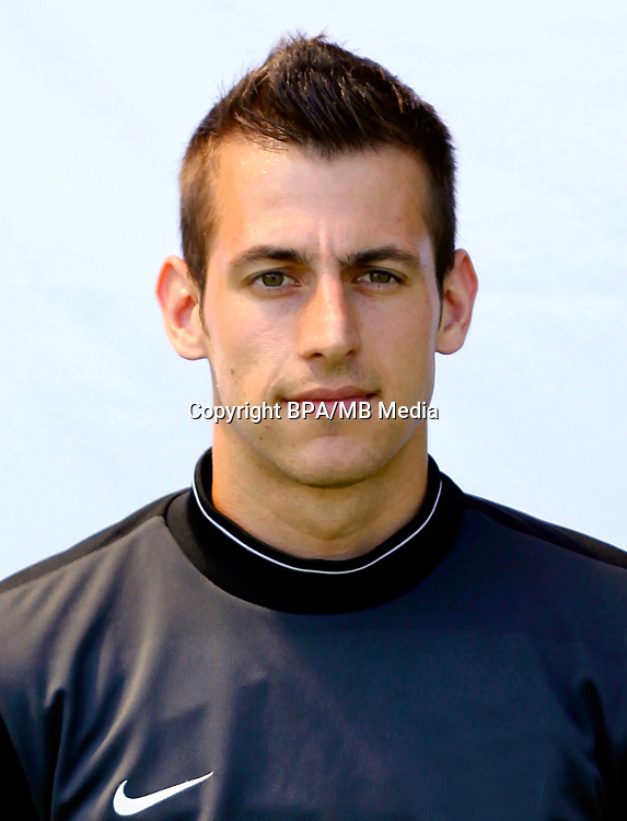 Uefa - World Cup Fifa Russia 2018 Qualifier / <br /> Slovakia National Team - Preview Set - <br /> Martin Dubravka