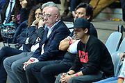 DESCRIZIONE : Final Eight Coppa Italia 2015 Finale Olimpia EA7 Emporio Armani Milano - Dinamo Banco di Sardegna Sassari GIOCATORE : Galliani Adriano<br /> CATEGORIA : Vip Ritratto <br /> SQUADRA : EA7 Emporio Armani Milano<br /> EVENTO : Final Eight Coppa Italia 2015 GARA : Olimpia EA7 Emporio Armani Milano - Dinamo Banco di Sardegna Sassari DATA : 21/02/2015 SPORT : Pallacanestro AUTORE : Agenzia Ciamillo-Castoria/I.Mancini