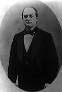 Sebastián Lerdo de Tejada y Corral (1823–1889) Mexican Liberal politician and jurist.  President of Mexico 1872-1876.
