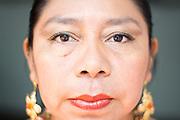 Briceida Cuevas es una poeta maya nacida en Campeche.